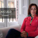 Entrevista a Chus Lago sobre su expedición al casquete polar de Barnes (Baffin)